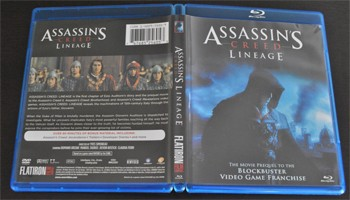 Assassins Creed Lineage Blu Ray Dvd Talk Review Of The Blu Ray