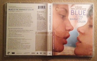 in a rarity for the studio the criterion collection and ifc entertainment have presented blue is the warmest color in the first of what appears to be two - Blue Is The Warmest Color Book