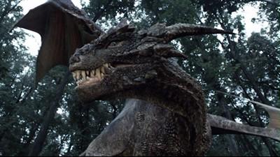 Dragonheart 3 The Sorcerer S Curse Blu Ray Dvd Talk