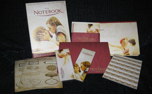 the notebook limited edition gift set blu ray dvd talk review  the notebook limited edition gift set blu ray dvd talk review of the blu ray