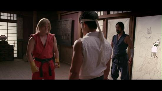 street fighter assassins fist akuma vs gouken