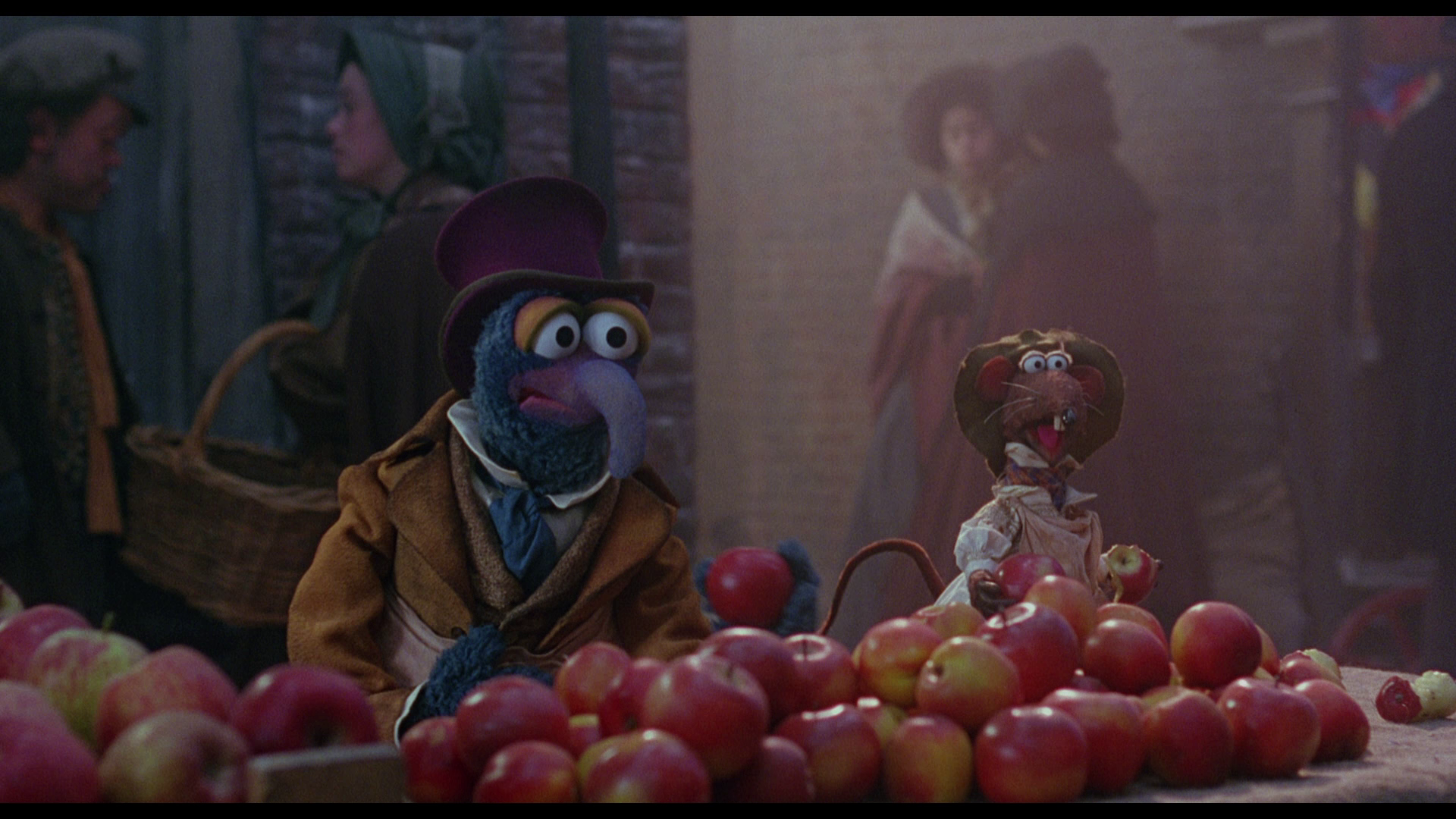 The Muppet Christmas Carol (Blu-ray) : DVD Talk Review of the Blu-ray