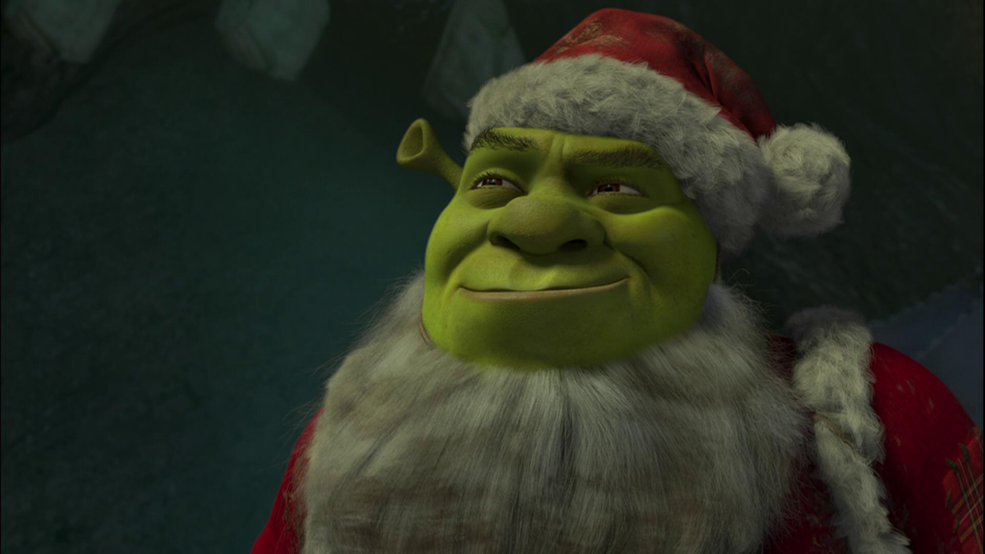 Shrek english coursework