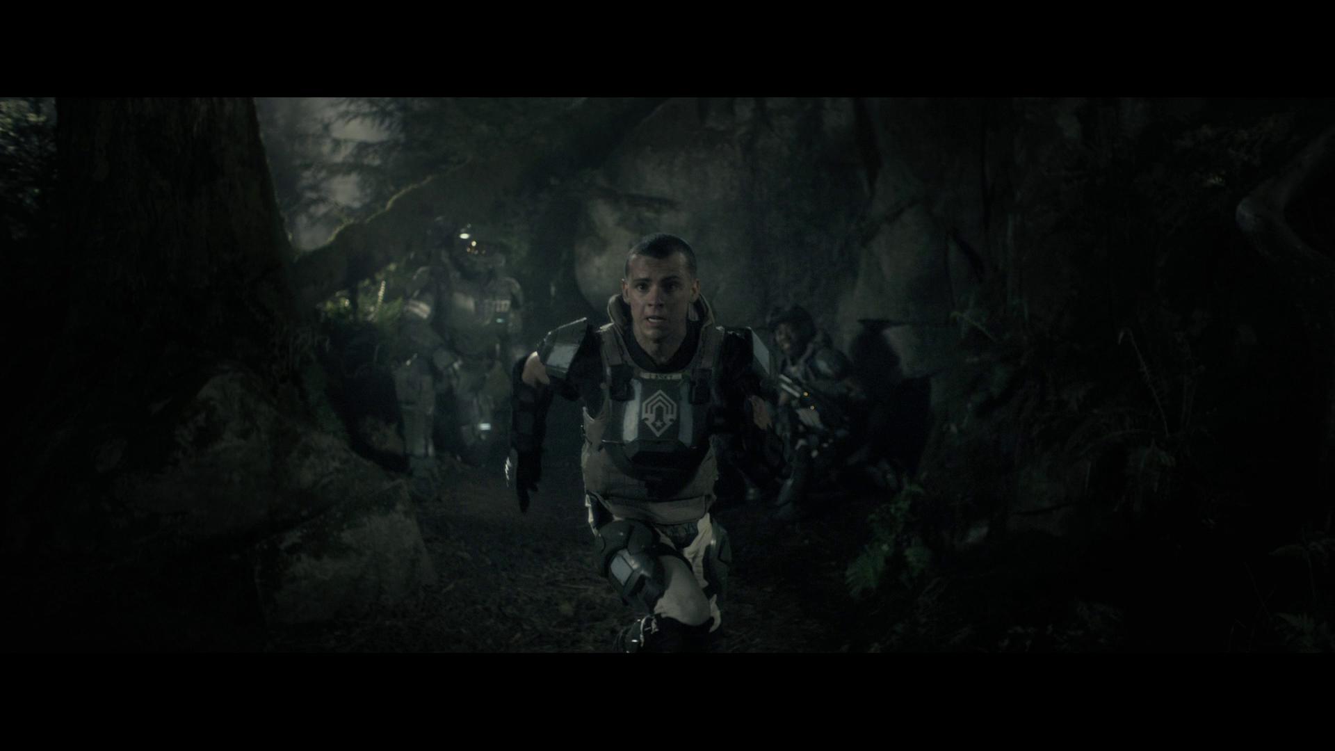 Halo 4 Forward Unto Dawn Blu Ray Dvd Talk Review Of The Blu Ray