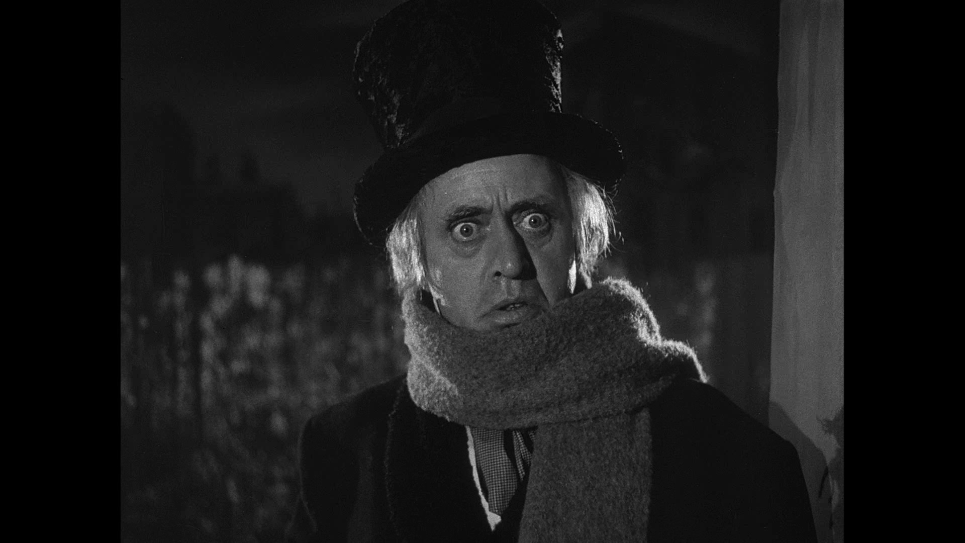 A Christmas Carol (1951) - Restored (Blu-ray) : DVD Talk Review of ...