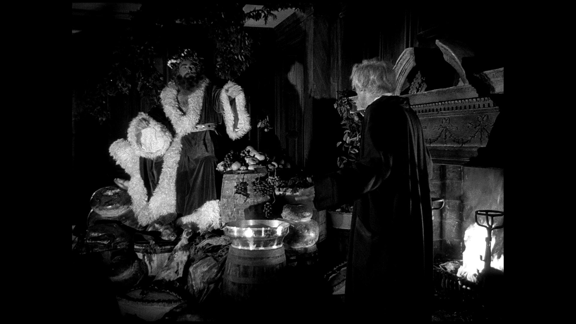 Alister Sims Christmas Carol.A Christmas Carol 1951 Restored Blu Ray Dvd Talk Review Of