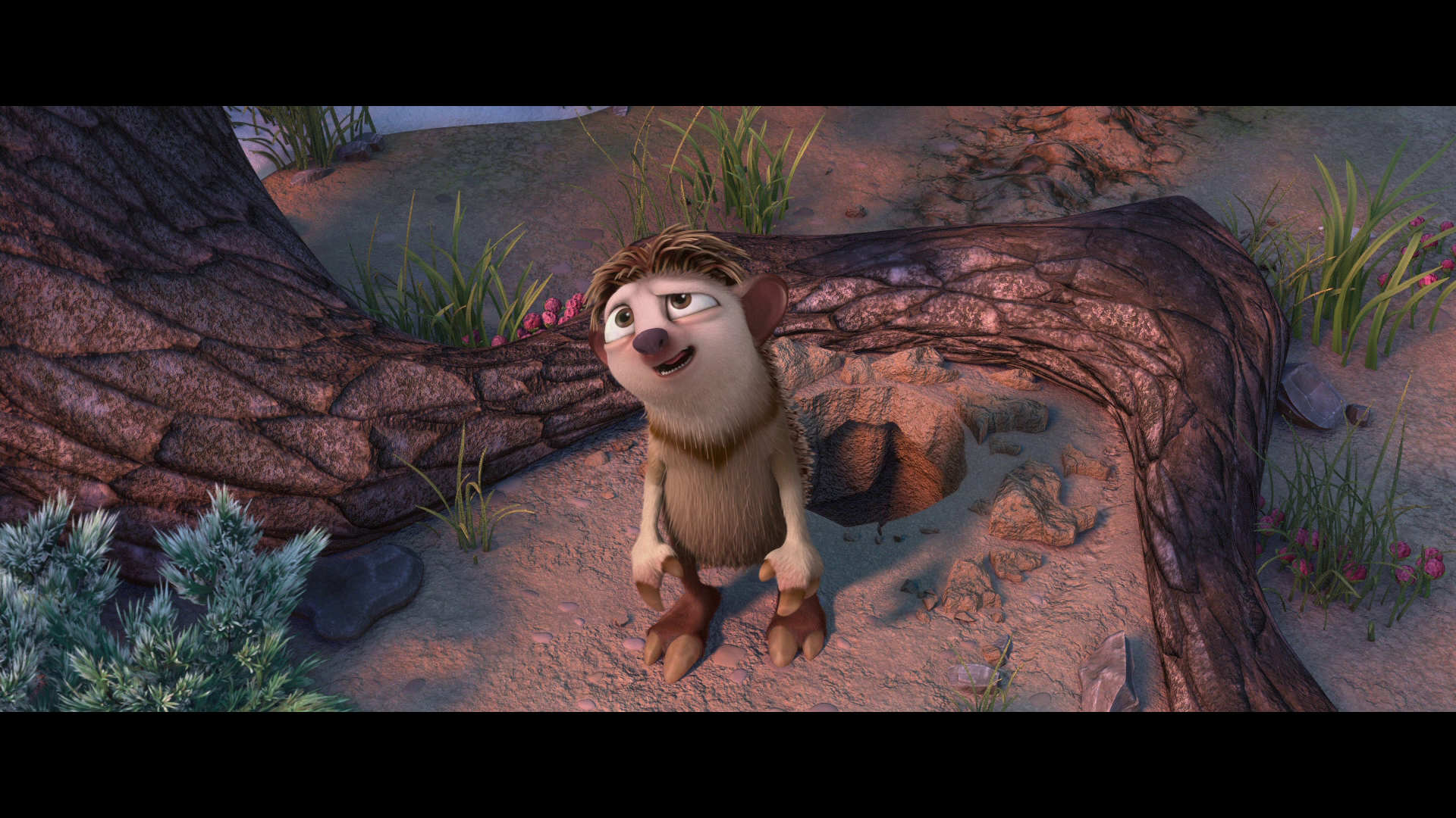 ice age: continental drift (blu-ray) : dvd talk review of the blu-ray