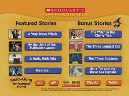Scholastic Video Collection Dvd Menu