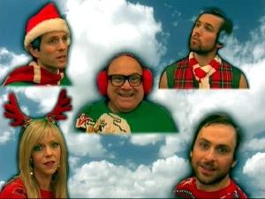It's Always Sunny in Philadelphia: A Very Sunny Christmas : DVD ...