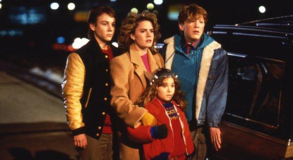 Adventures In Babysitting 25th Anniversary Edition Blu