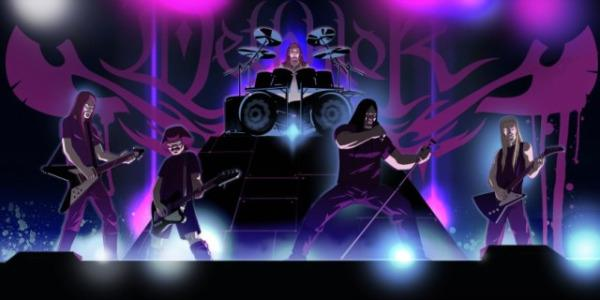 metalocalypse season 4 blu ray dvd talk review of the blu ray. Black Bedroom Furniture Sets. Home Design Ideas