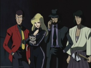 Lupin the 3rd Episode 0: First Contact : DVD Talk Review