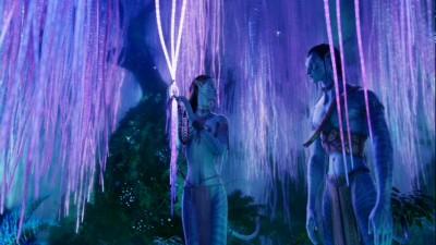 Avatar extended sex scene video