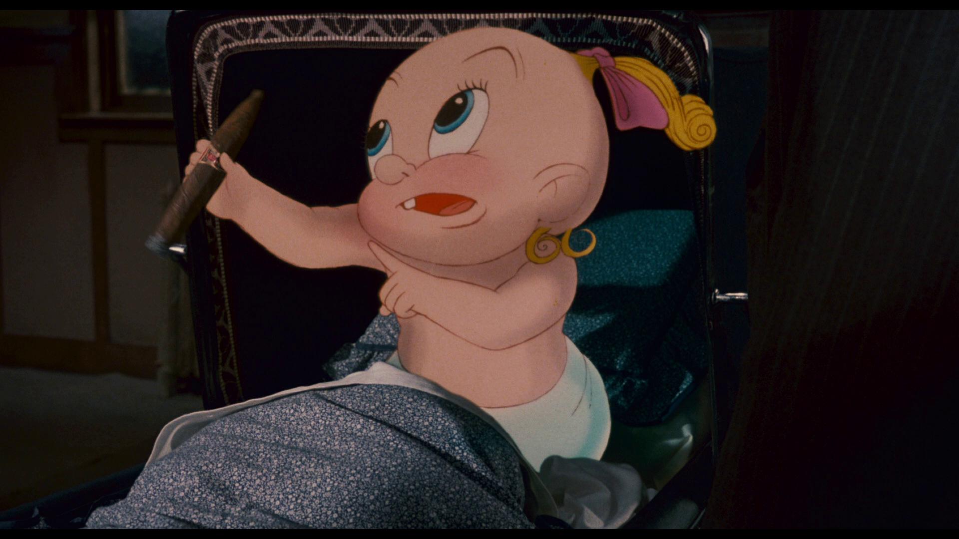 Who Framed Roger Rabbit (25th Anniversary Edition) (Blu-ray) : DVD ...