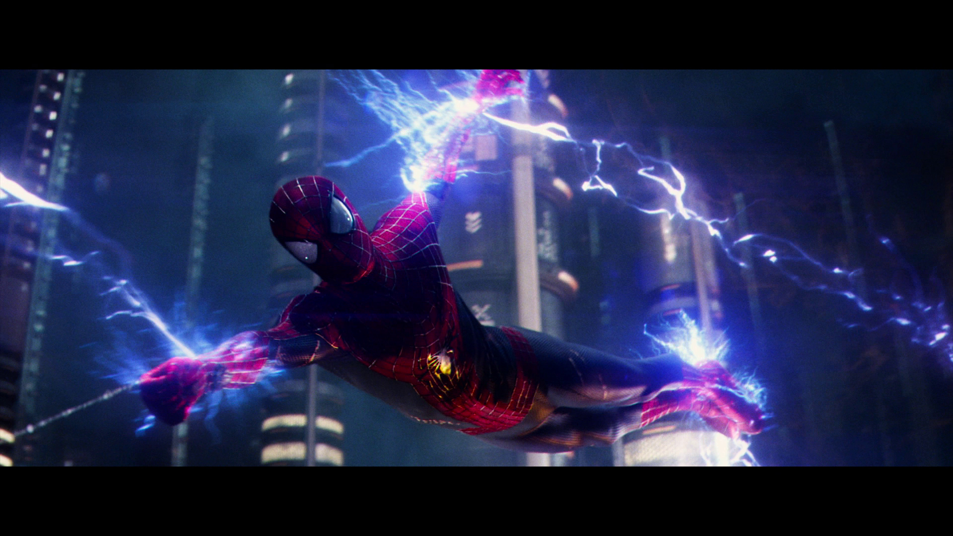 The Amazing Spider Man 2 Blu Ray DVD Talk Review Of