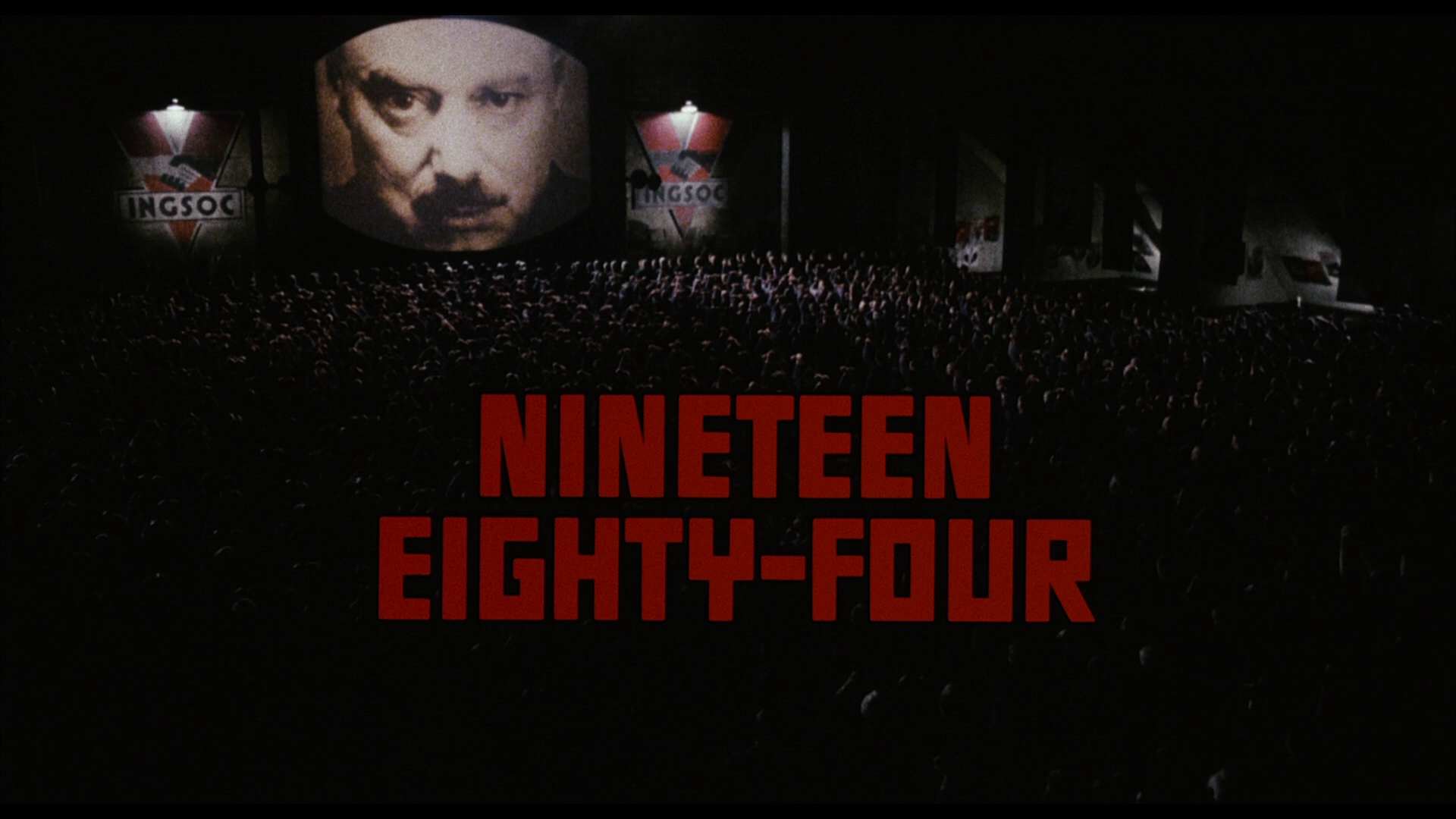 Nineteen Eighty-Four (Limited Edition Series) (Blu-ray ...