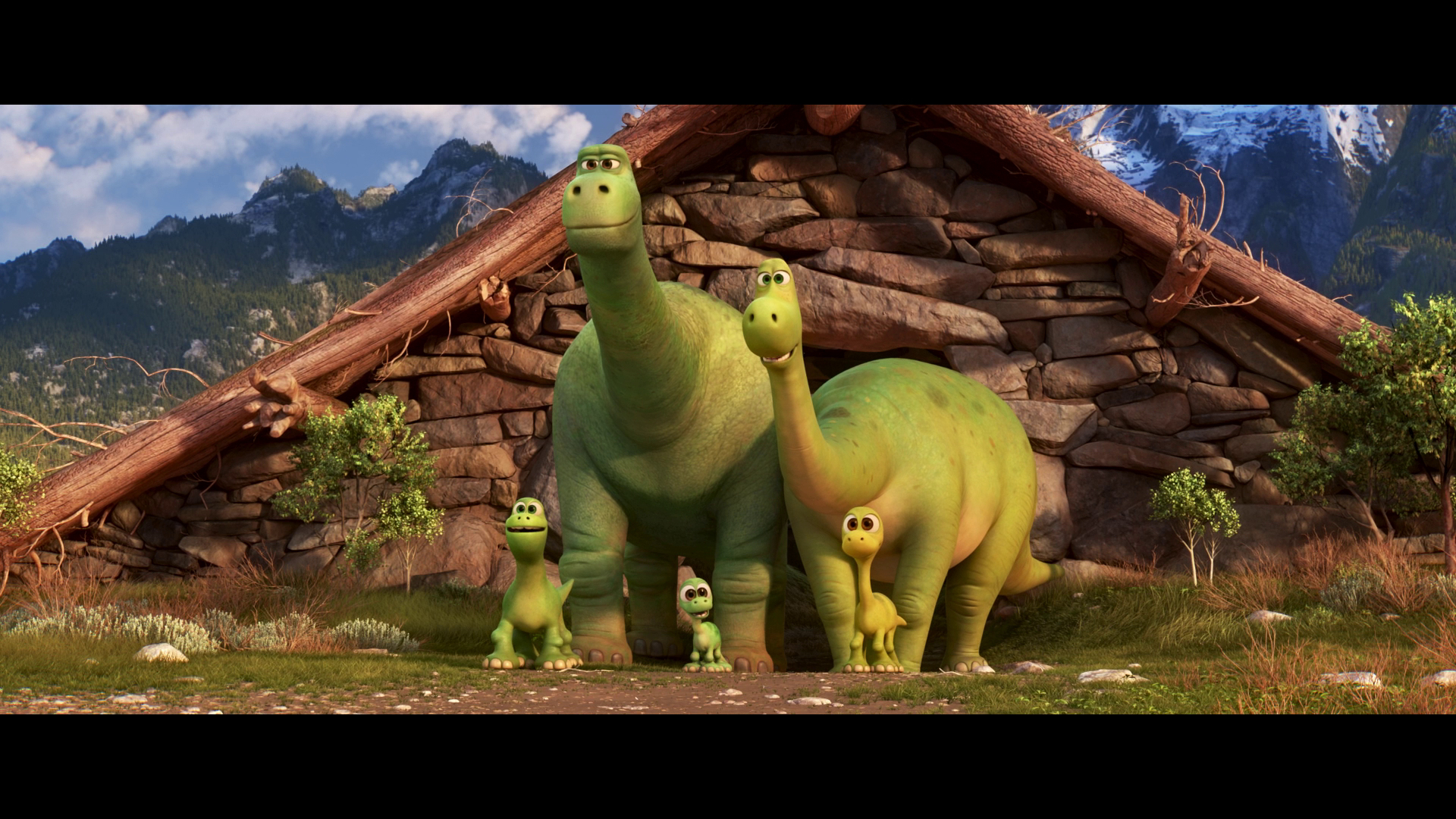 Triceratops The Good Dinosaur: The Good Dinosaur (Blu-ray) : DVD Talk Review Of The Blu-ray
