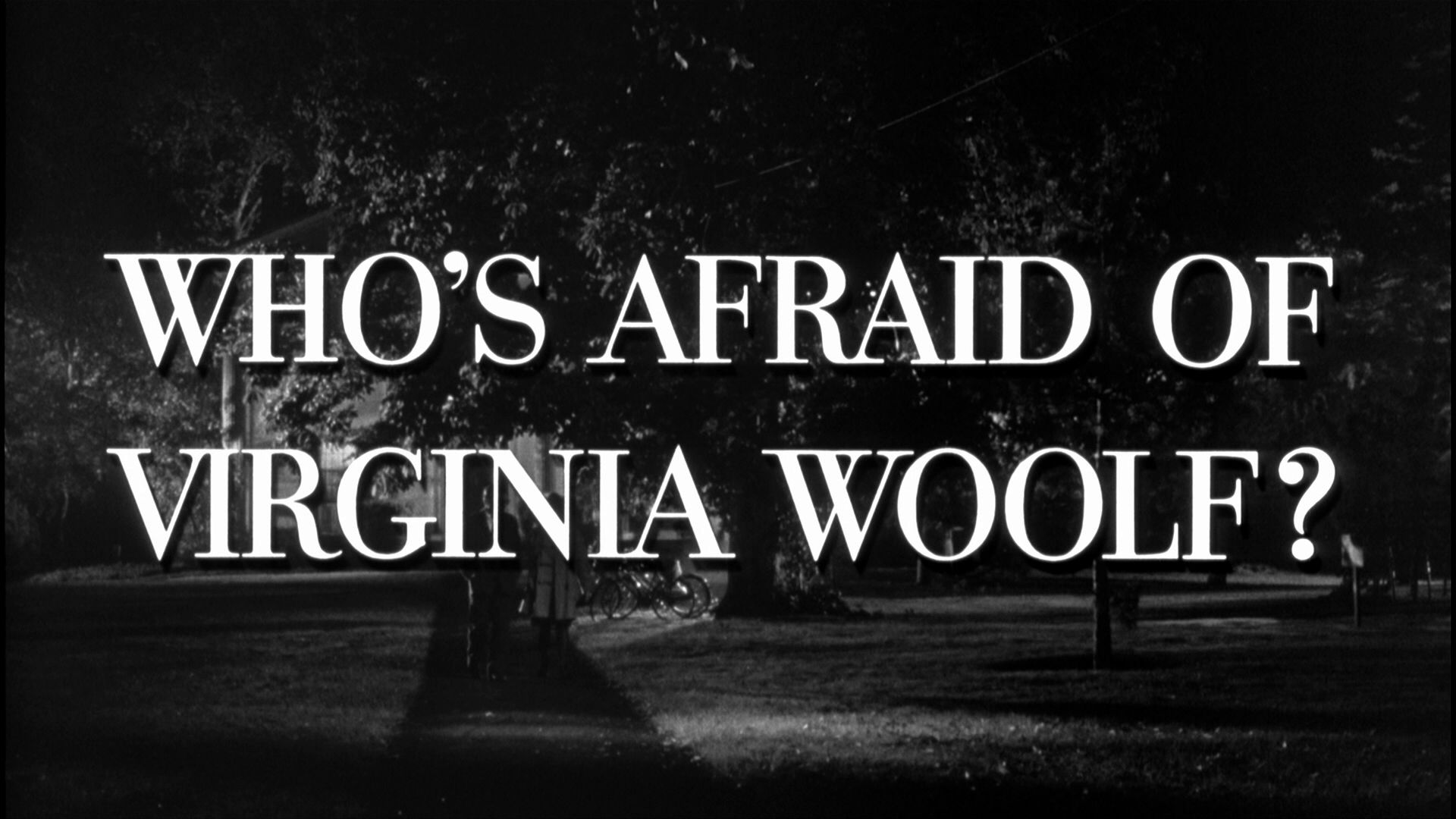 whos afraid of virginia woolf Rent who's afraid of virginia woolf (1966) starring elizabeth taylor and richard burton on dvd and blu-ray get unlimited dvd movies & tv shows delivered to your door with no late fees, ever.