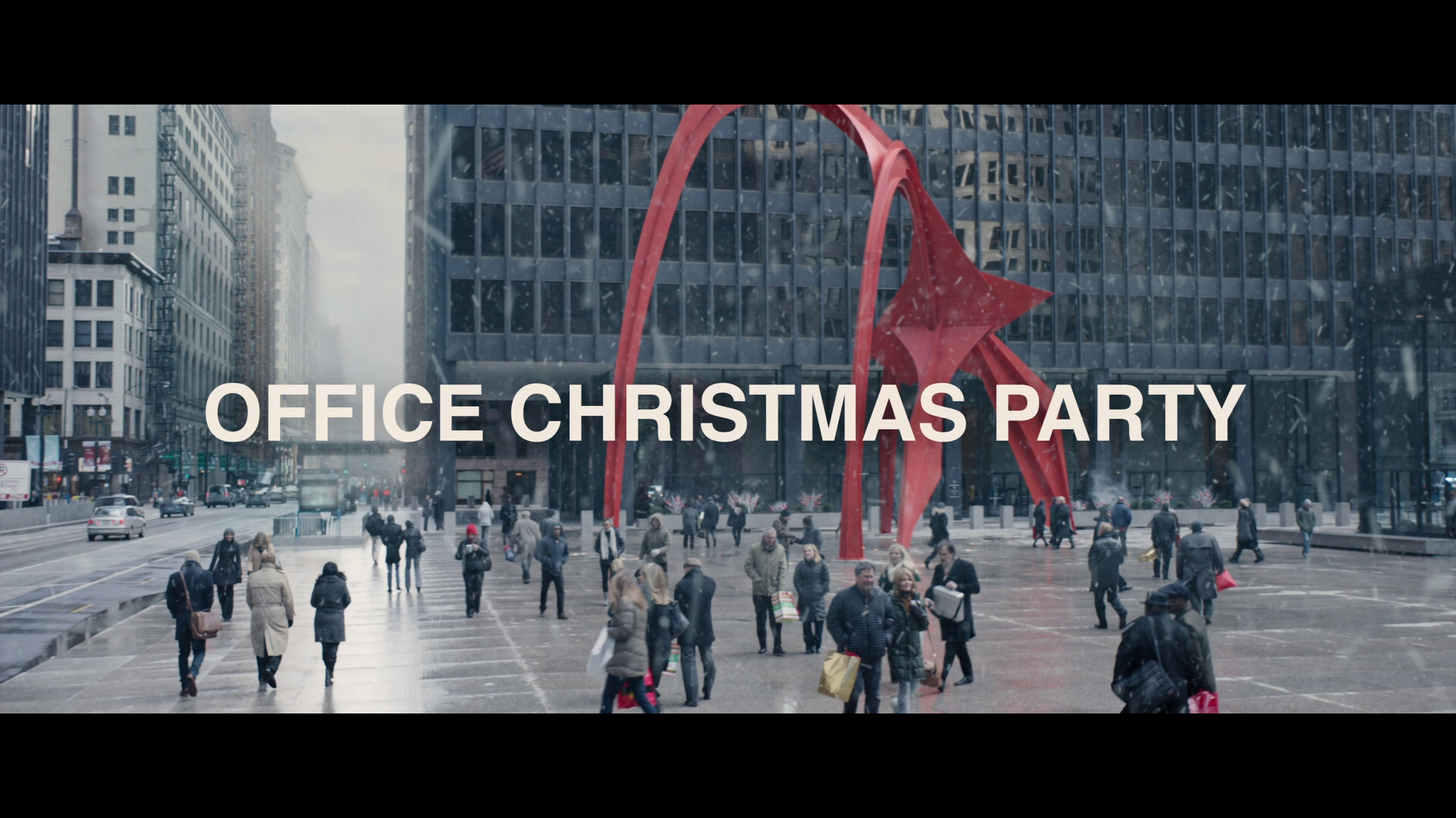 Office Christmas Party (Blu-ray) : DVD Talk Review of the Blu-ray
