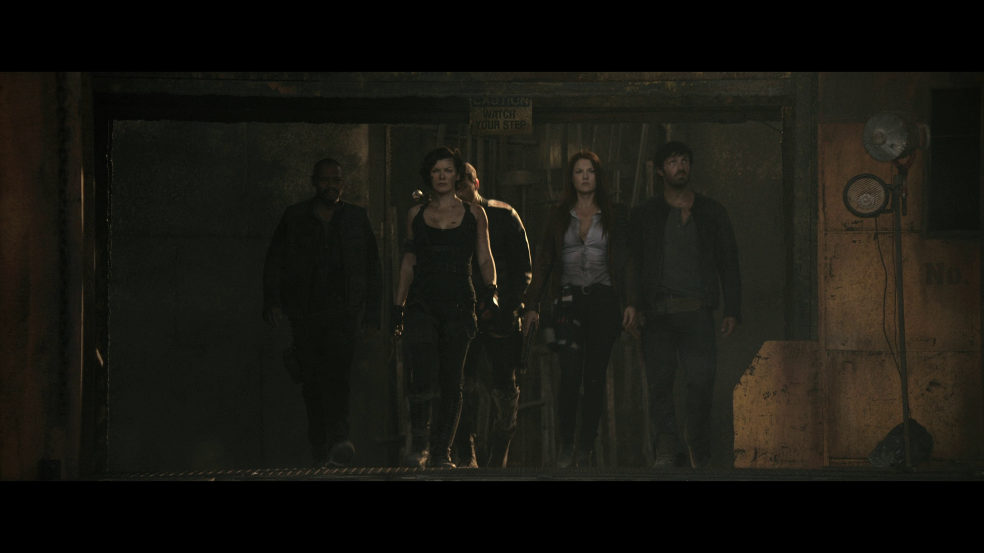 Resident Evil The Final Chapter 4k Ultra Hd Blu Ray Dvd