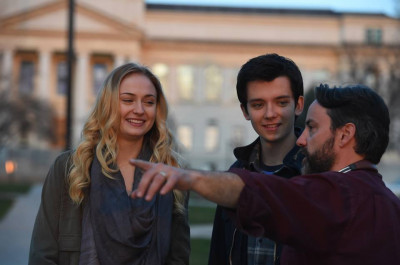 Time Freak: Writer/Director and Cast