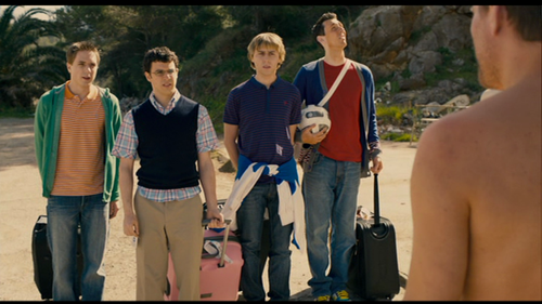 The inbetweeners movie dvd talk review of the dvd video