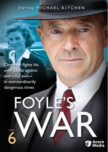 Foyles War DVD Cover