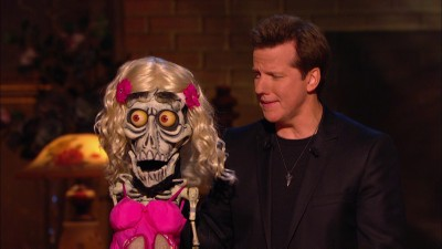 Jeff dunham minding the monsters blu ray dvd talk for Achmed the dead terrorist halloween decoration