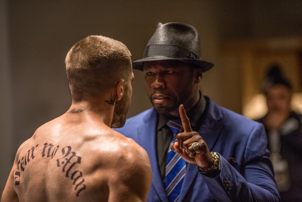 Southpaw : DVD Talk Review of the Theatrical