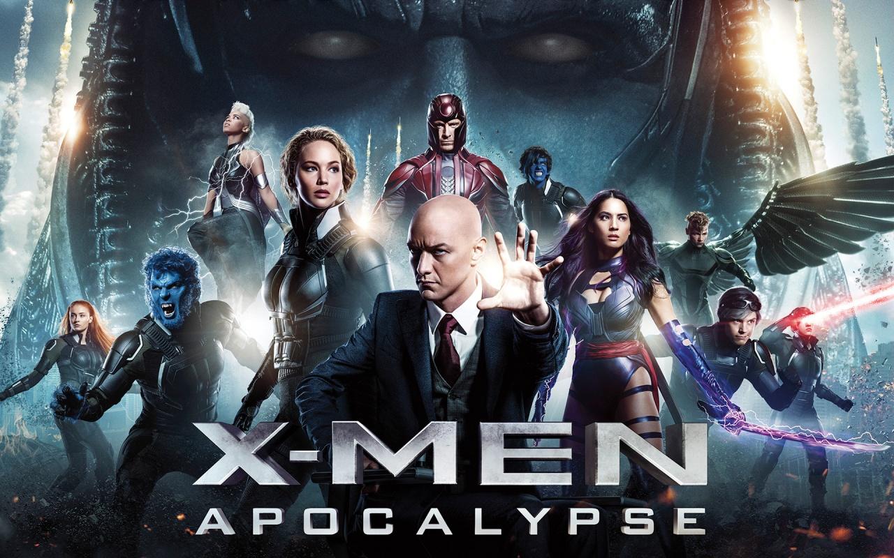 Resultado de imagen de xmen apocalipsis dvd