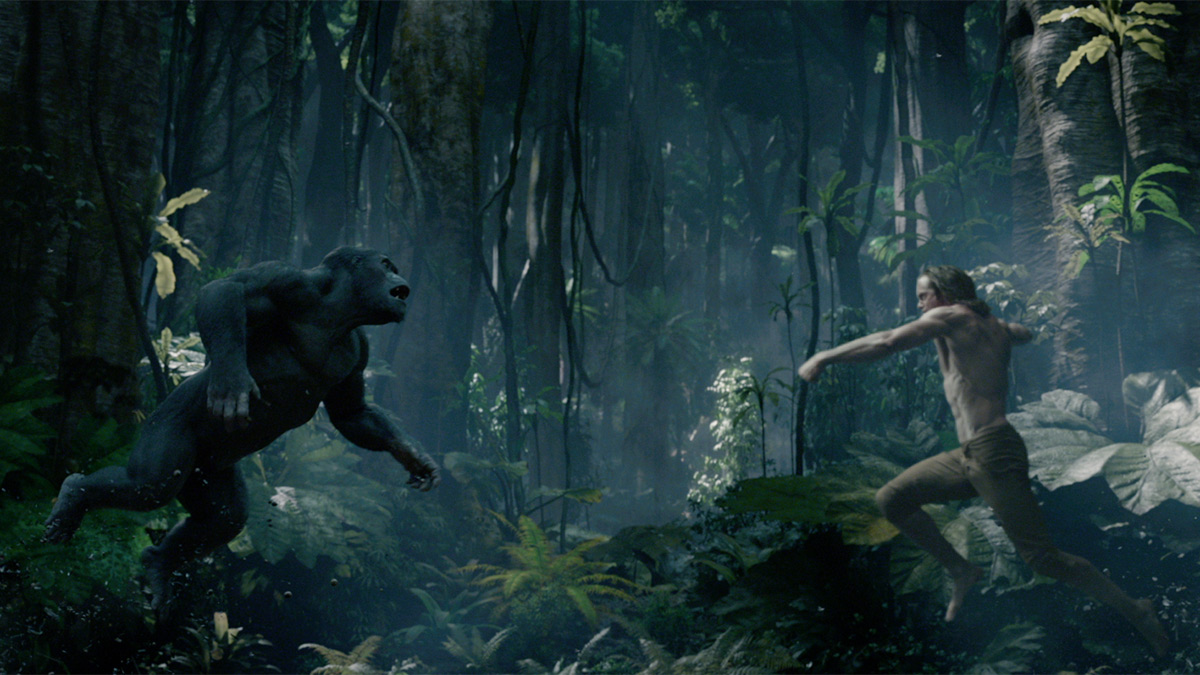 The Legend of Tarzan : DVD Talk Review of the Theatrical