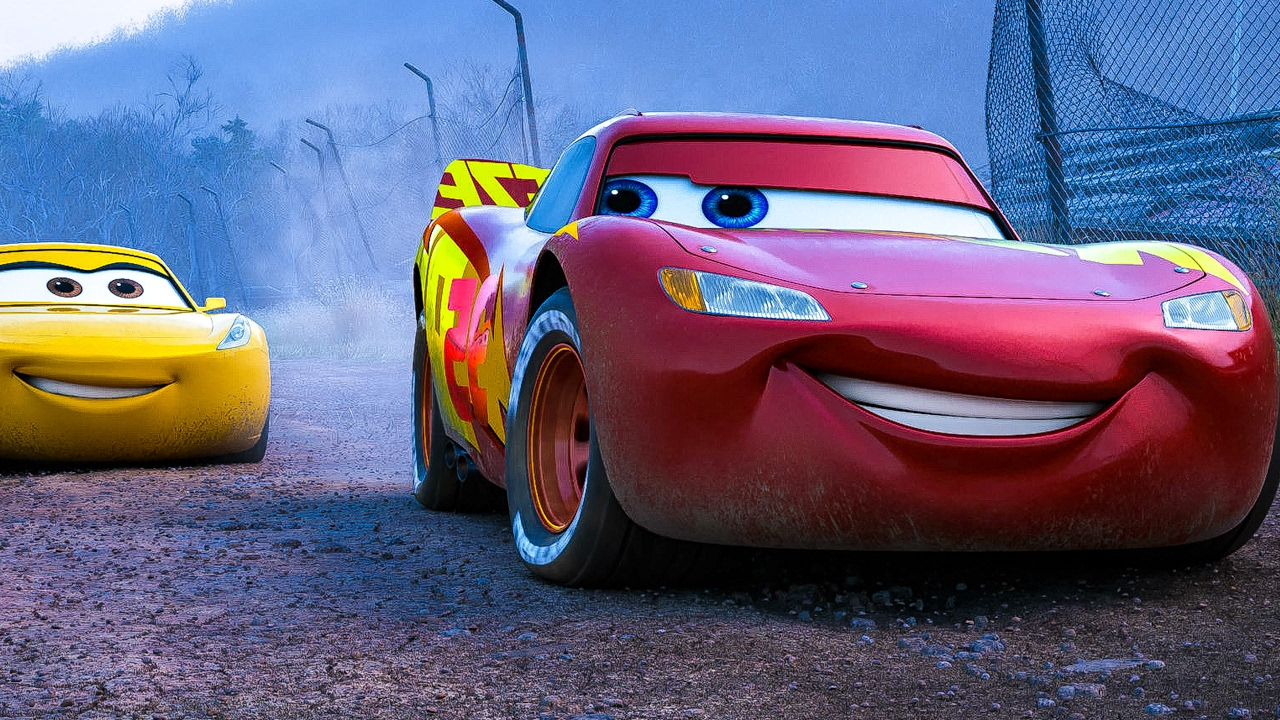 cars 3 dvd talk review of the theatrical. Black Bedroom Furniture Sets. Home Design Ideas