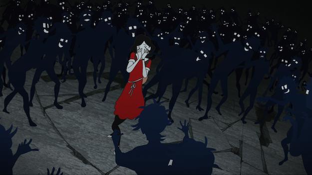 JAPAN Tomihiko Morimi novel The Night Is Short Walk on Girl Bunko Size