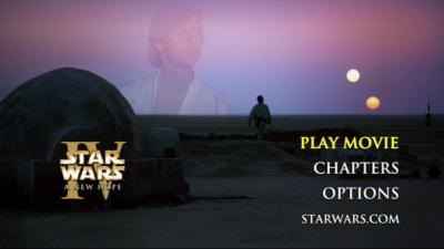 May The Force Be With You Star Wars Trilogy Dvd Media Day