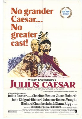 How Long Does Def Last >> Julius Caesar (1970) (Blu-ray) : DVD Talk Review of the Blu-ray