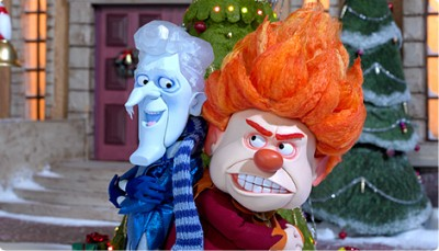 Rudolph Christmas Movie Characters.A Miser Brothers Christmas Dvd Talk Review Of The Dvd Video