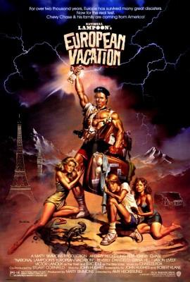 National Lampoon S European Vacation Blu Ray Dvd Talk