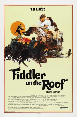 Fiddler On The Roof Blu Ray Dvd Talk Review Of The Blu Ray