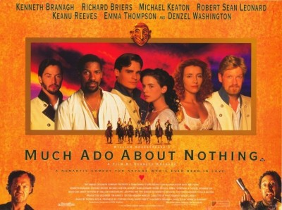 A review of the story much ado about nothing