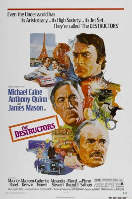 The Destructors (aka The Marseille Contract) : DVD Talk