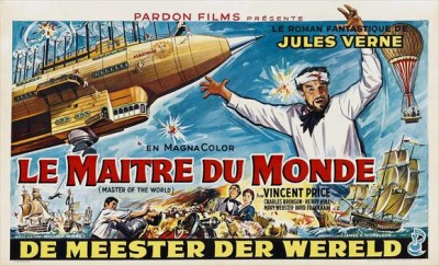 Manifesto dell'edizione francese del film