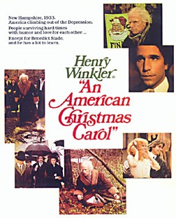 the story moves dickenss middle 1800s setting to concord new hampshire on christmas eve 1933 near the height of the great depression - American Christmas Carol