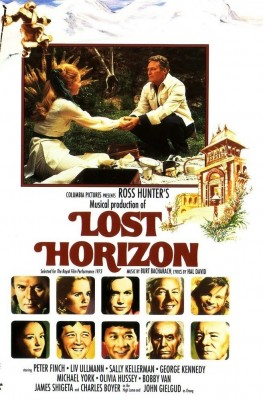 Lost Horizon : Summary of Chapter 1-3