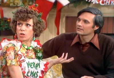 The Carol Burnett Show - Christmas with Carol : DVD Talk Review of ...