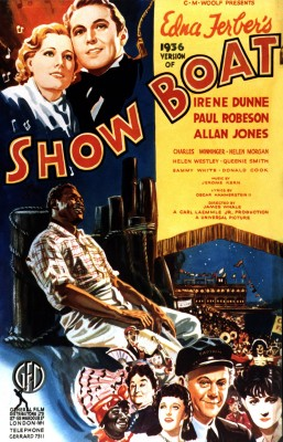a review of show boat a 1936 film by james whale The 1936 show boat, faithfully adapted from the original stage production, is considered the definitive film version of the musical, but became unavailable following the 1951 remake this was the last of whale's films to be produced under the laemmle family the laemmles lost control of the studio to j cheever cowdin, head of the standard.