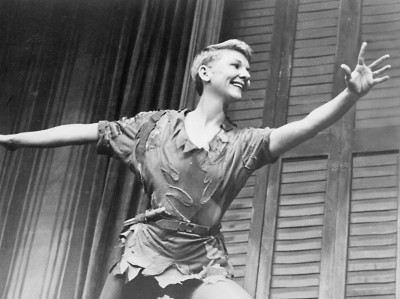The 1954 Musical Was Of Course An Adaptation JM Barries Famous 1904 Play Peter Pan Or Boy Who Wouldnt Grow Up Jerome Kern First To