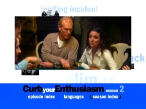Curb Your Enthusiasm: The Complete Second Season : DVD Talk Review