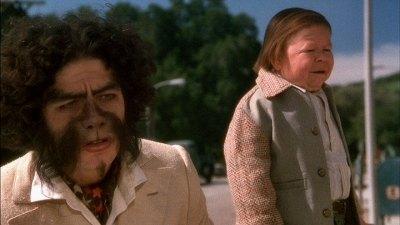 Pee wee and duke