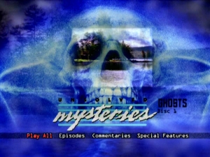 Unsolved Mysteries: Ghosts (4-Disc Set) : DVD Talk Review of