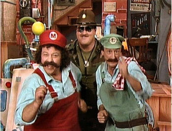 The Super Mario Bros Super Show Volume One Dvd Talk Review